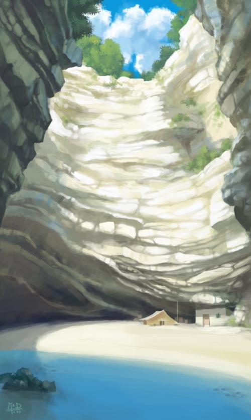 Miyazaki :: Rosso by Etoli