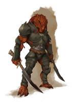 Dragonborn by Etoli