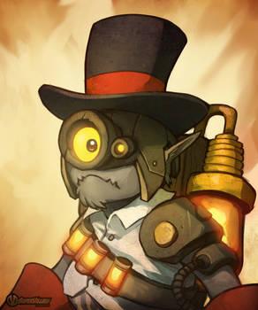 TOWER WARS:  Mr. Moopsy