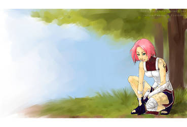 Sakura by wayah