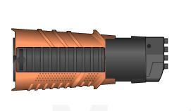 MMX Mod: Phalanx Shield by ThantosEdge
