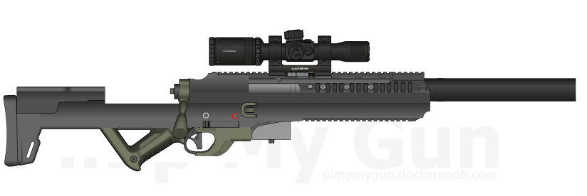 Hasil gambar untuk Tranquilizer Rifle
