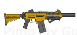 QSI Tribute: Lowe Assault Rifle