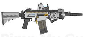 UGTF's L603 Combat Rifle