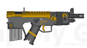 Syndicate's SYC-45 PDW