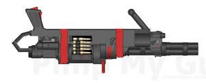 Carnation's MMX-76 Minigun