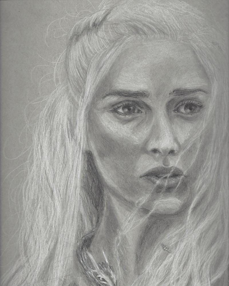 Daenerys by QuintessantRiver