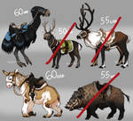 Mount Adopts (closed)
