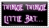 Twinkle Twinkle -Stamp- by cos1163