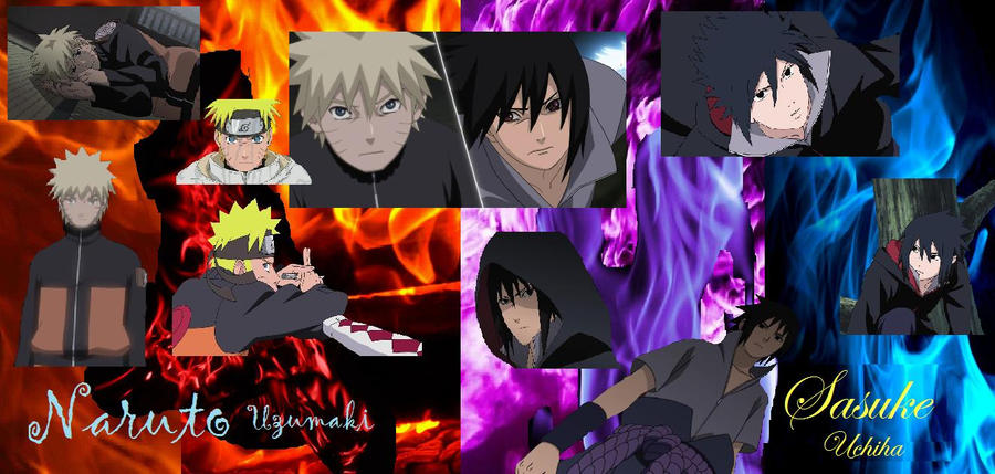 Naruto And Sasuke Iphone Wallpaper Anime Top Wallpaper