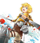 Shingeki no Kyojin -Armin