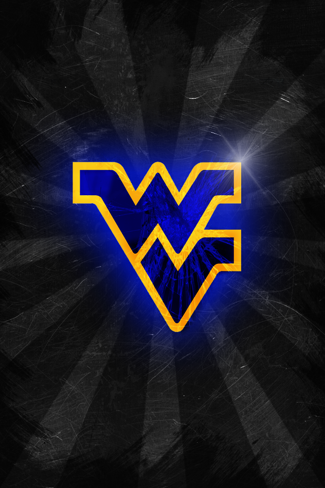 WVU Iphone Wallpaper By IReckLess