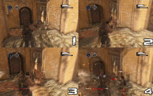 The 4 steps to a GOW spiderman by IReckLess