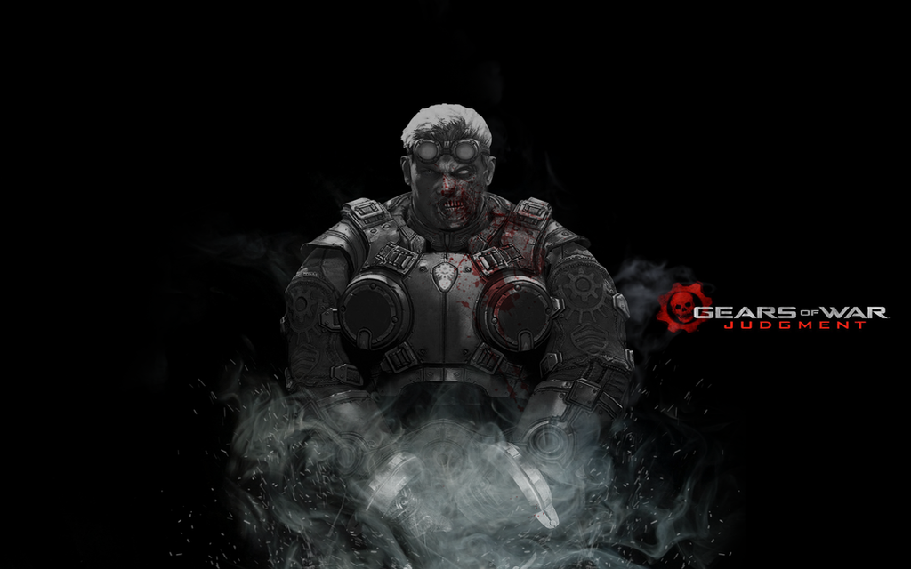 Gears Of War Judgment Zombie Wallpaper By IReckLess