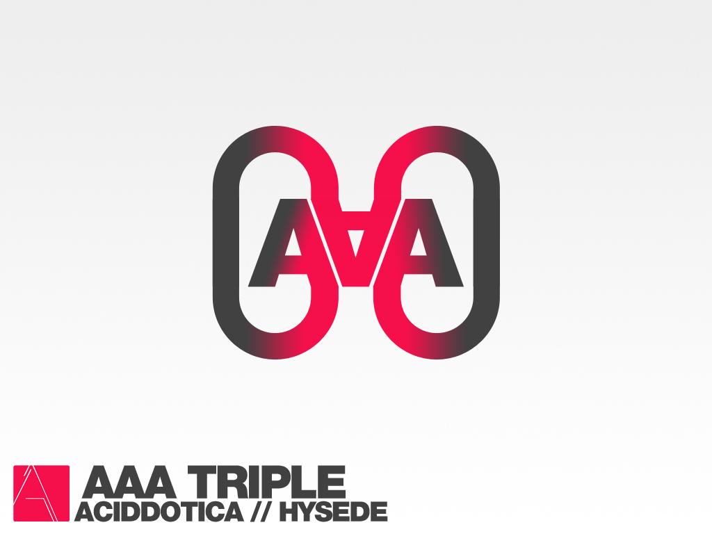 AAA Triple by acidDOTdica