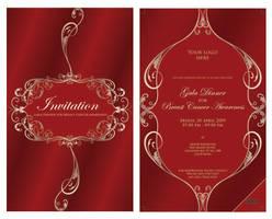 maroon-invitation