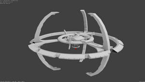 Unfinished Attempt at DS9
