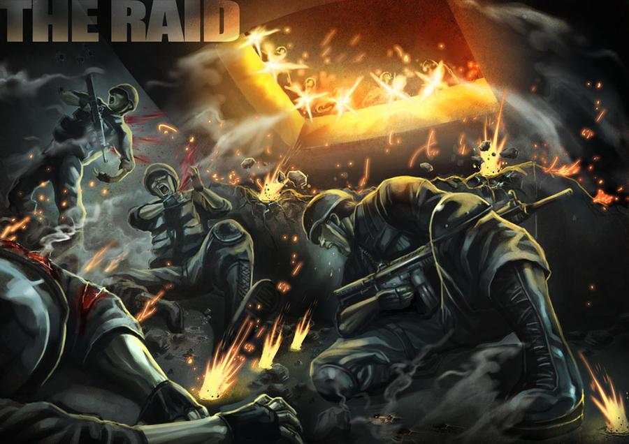 THE RAID: REDEMPTION by R-DRAIN