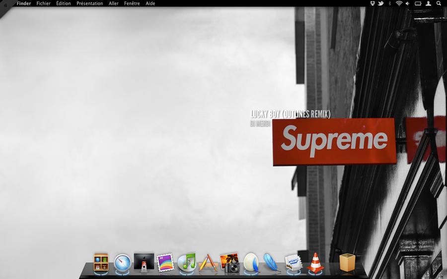 Supreme by procastinato