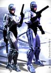 RoboCops 1987 by panzerheavy