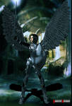 Jeanne - the Warrior Angel (HSS series) by panzerheavy