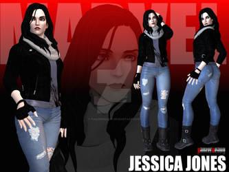 Jessica Jones MUA3 XPS (fully working) by panzerheavy