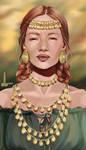 Queenly by DesigningLua