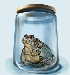 Toad Jam by DesigningLua