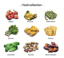 Food collection 2
