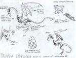 Death Dragon Reference Sheet by MelodyoftheNightFury