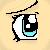 Manga Eye Pixel Practice by MelodyoftheNightFury