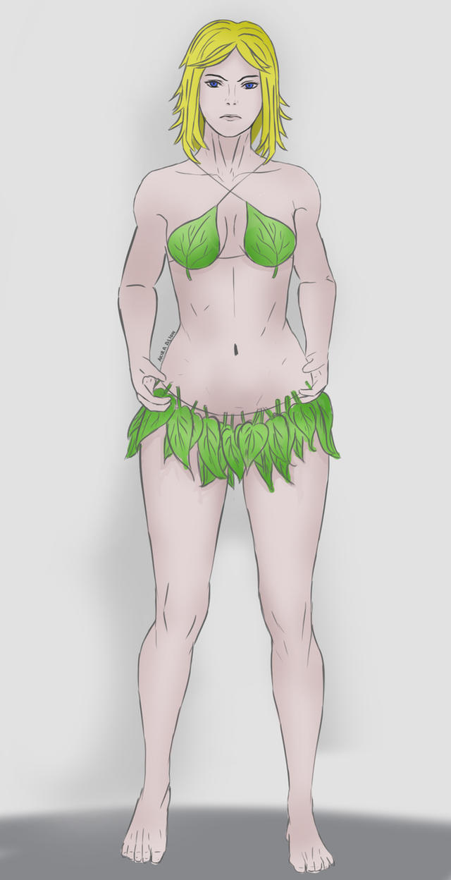 2D Commission Princess Christi by AkiraAlion