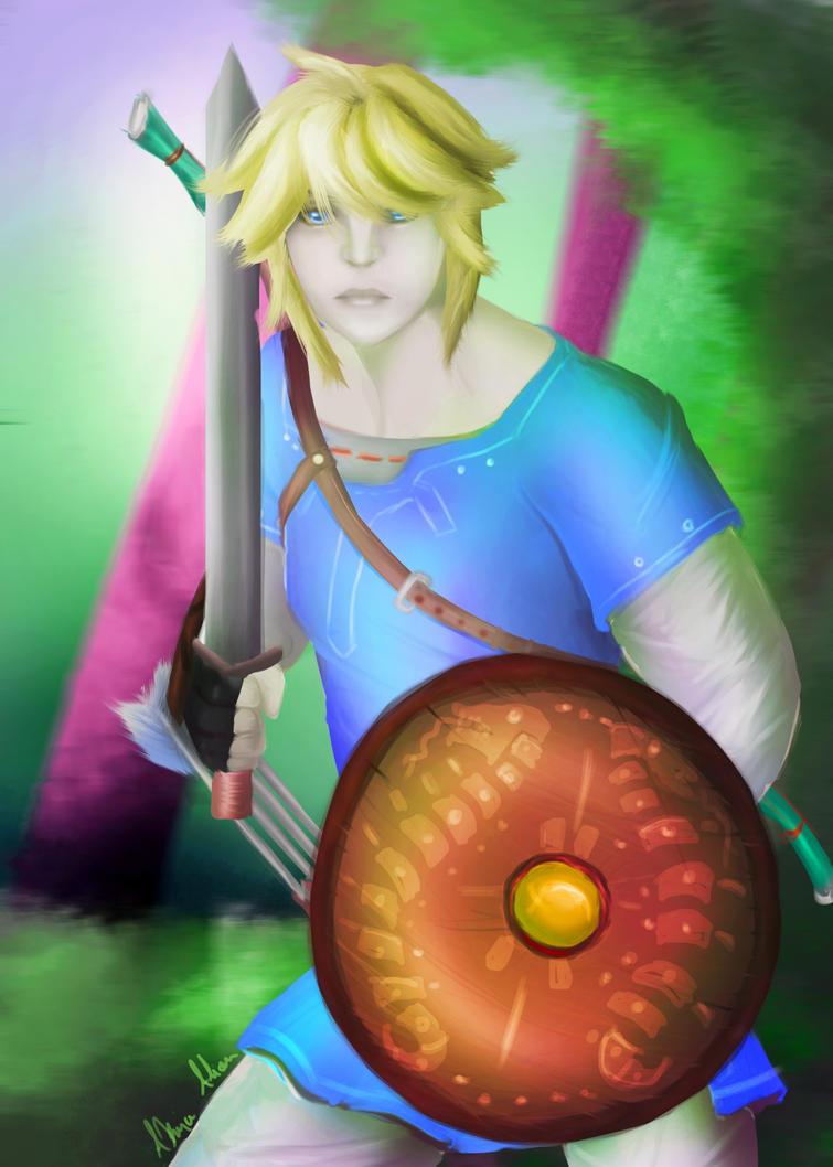 Link by AkiraAlion