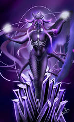 THE VOID MYSTERY by AkiraAlion