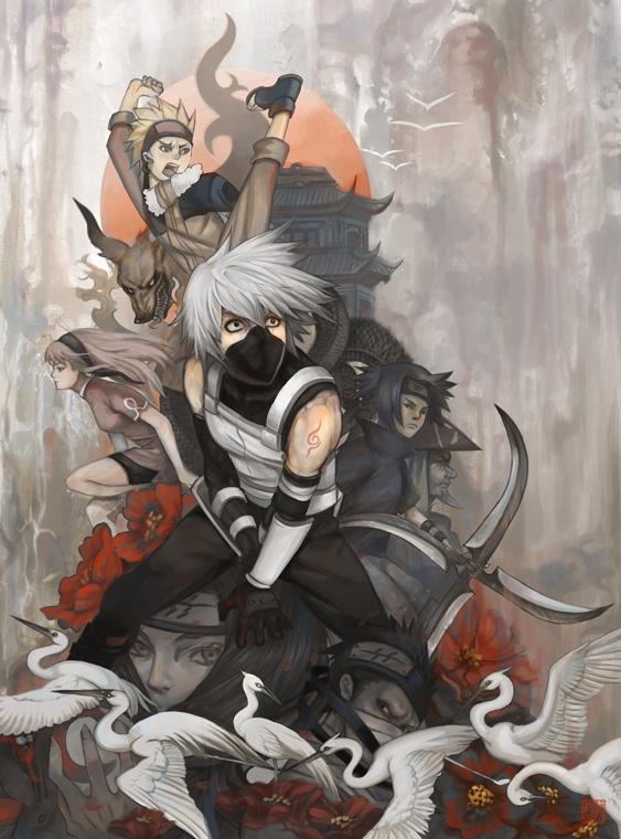 Naruto lolol by Derlaine8