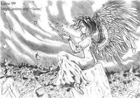 Battle Angel by Derlaine8