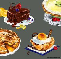 Pie and Cake
