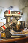 N7 KitchenAid Mixer and Nerf