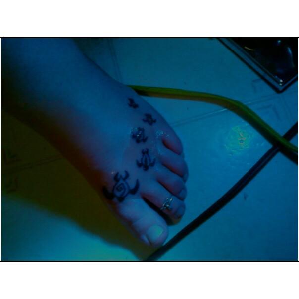 bears honu tattoo by ~wiccanbear on deviantART
