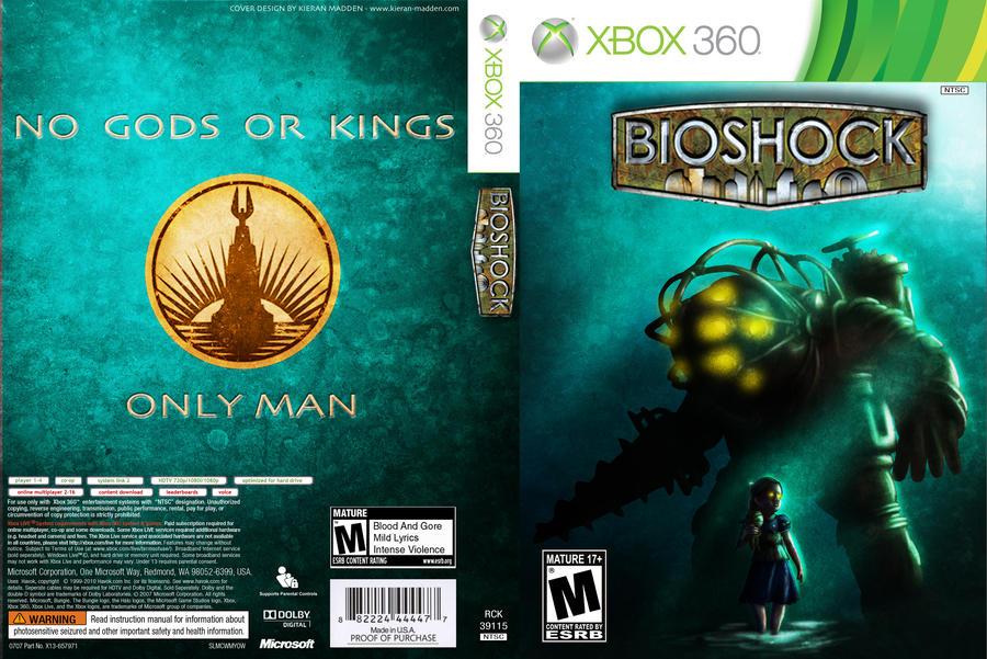 Bioshock скачать xbox 360