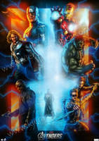 The Avengers by Kmadden2004