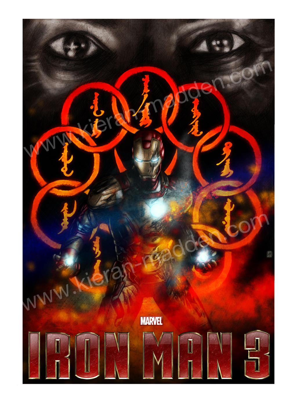 Iron Man 3 by *Kmadden2004