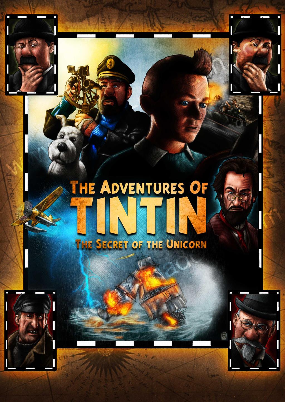 The Adventures of Tintin - Wikipedia