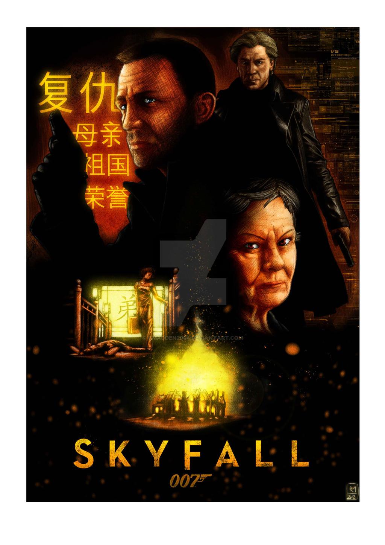 Skyfall by Kmadden2004