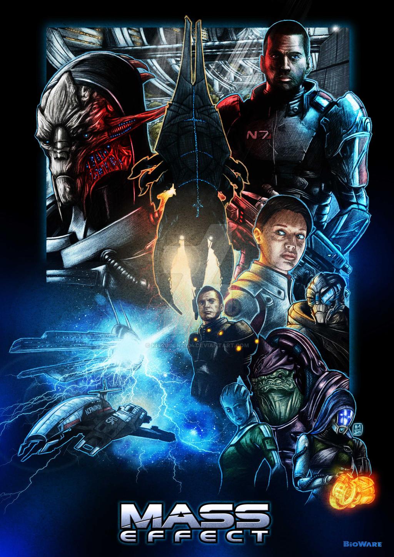 Mass Effect by Kmadden2004