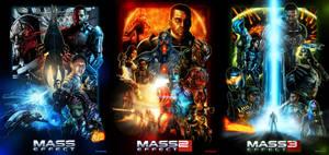 The Mass Effect Trilogy