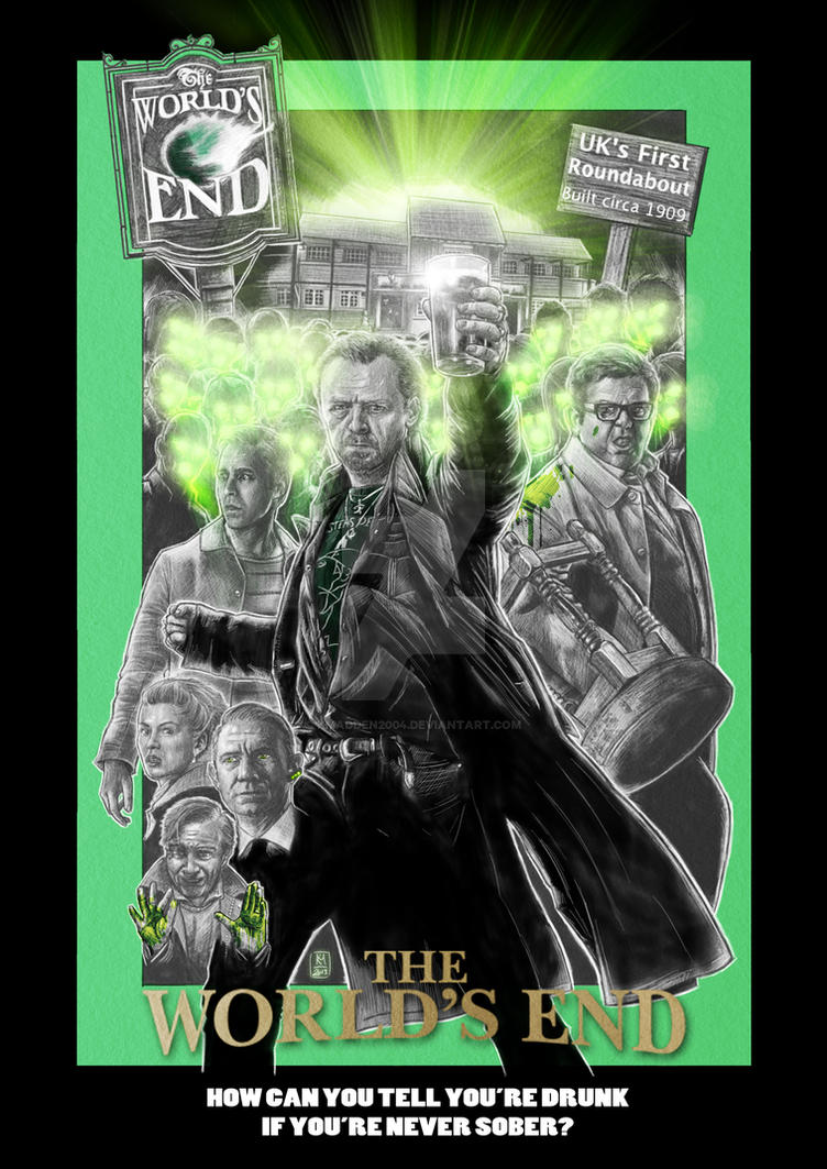 The World's End by Kmadden2004