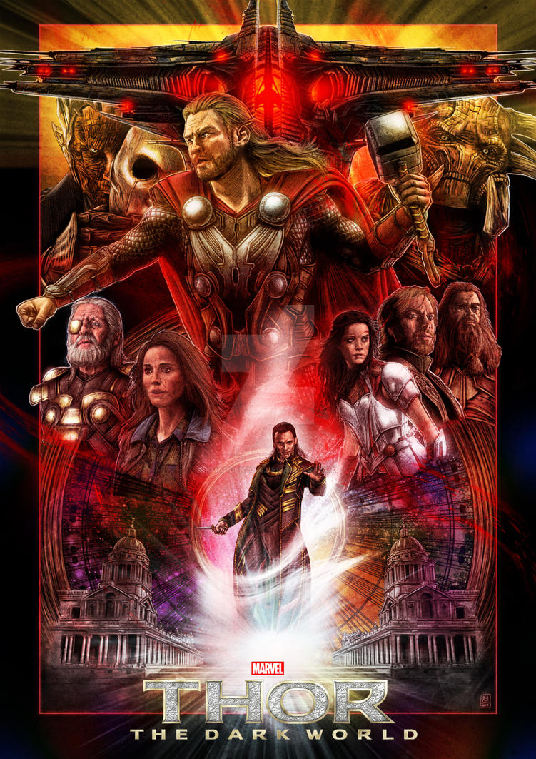 Thor: The Dark World by Kmadden2004