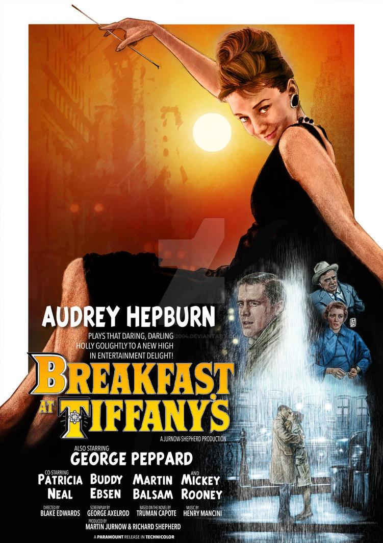 Breakfast at Tiffany's by Kmadden2004