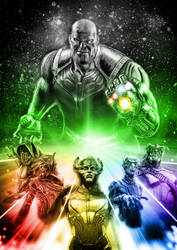 The Black Order (Colour Variant) by Kmadden2004